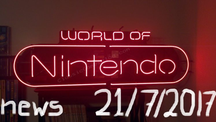 World of Nintendo 21/7/2017 – Οδύσσεια και Skyrim