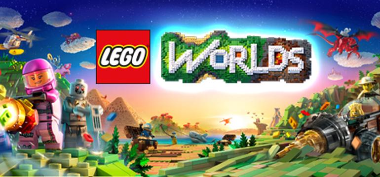 LEGO Worlds στο Switch – Περιπέτειες στο διάστημα!