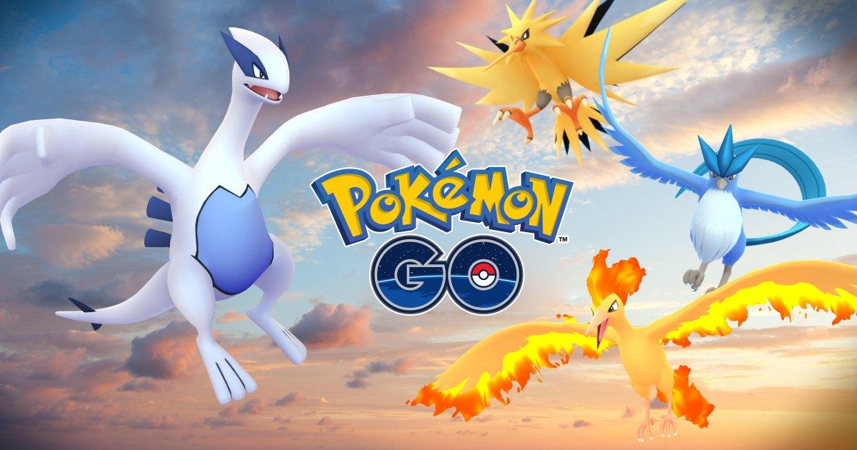 Pokemon GO fest rewards και legendaries