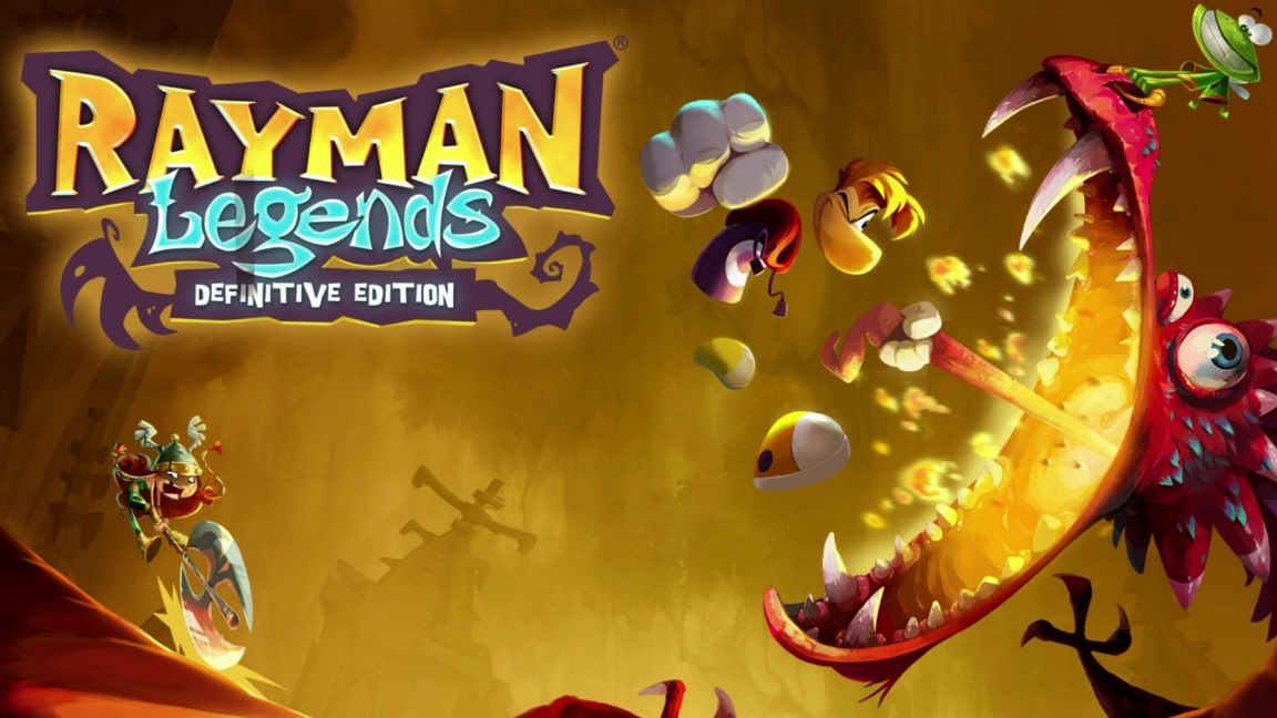 Rayman Legends Definitive Edition στο Switch