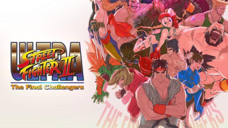 Ο Shin Akuma στο Ultra Street Fighter 2!