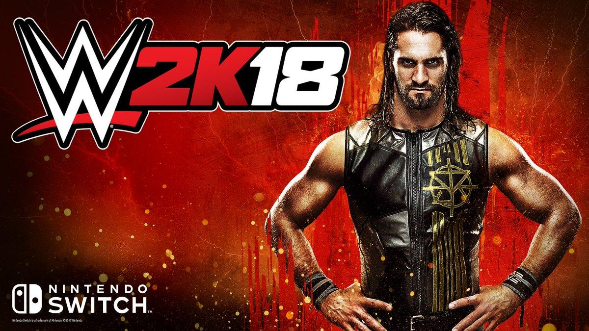 Ώρα για ξύλο με το WWE 2K18 στο Switch – Τελευταία νέα!