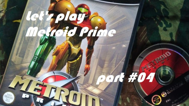Πάμε λοιπόν! Let's Play Metroid Prime – Mέρος 4ο