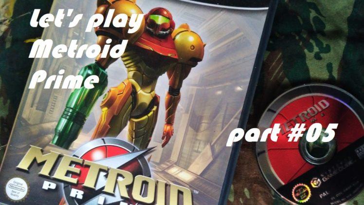 Πάμε λοιπόν! Ας παίξουμε Metroid Prime – Μέρος 5ο
