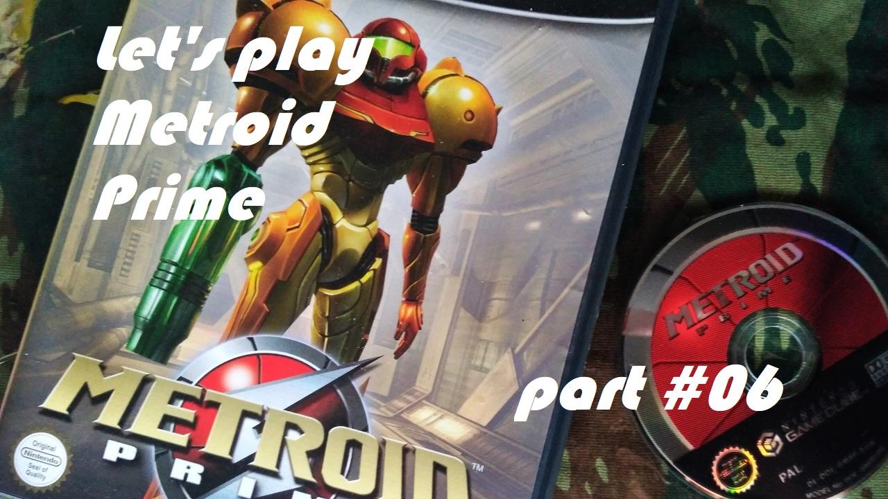 Πάμε λοιπόν! Ας παίξουμε Metroid Prime – Μέρος 6ο