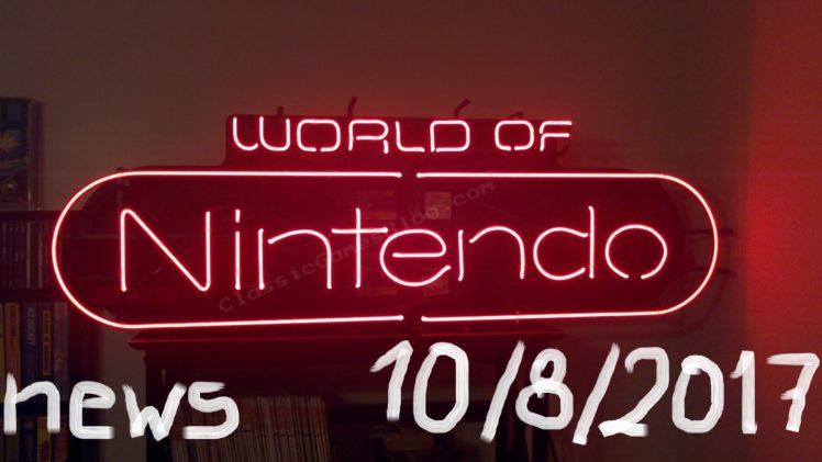 World of Nintendo 10/08/2017 – Καυτές ανάσες