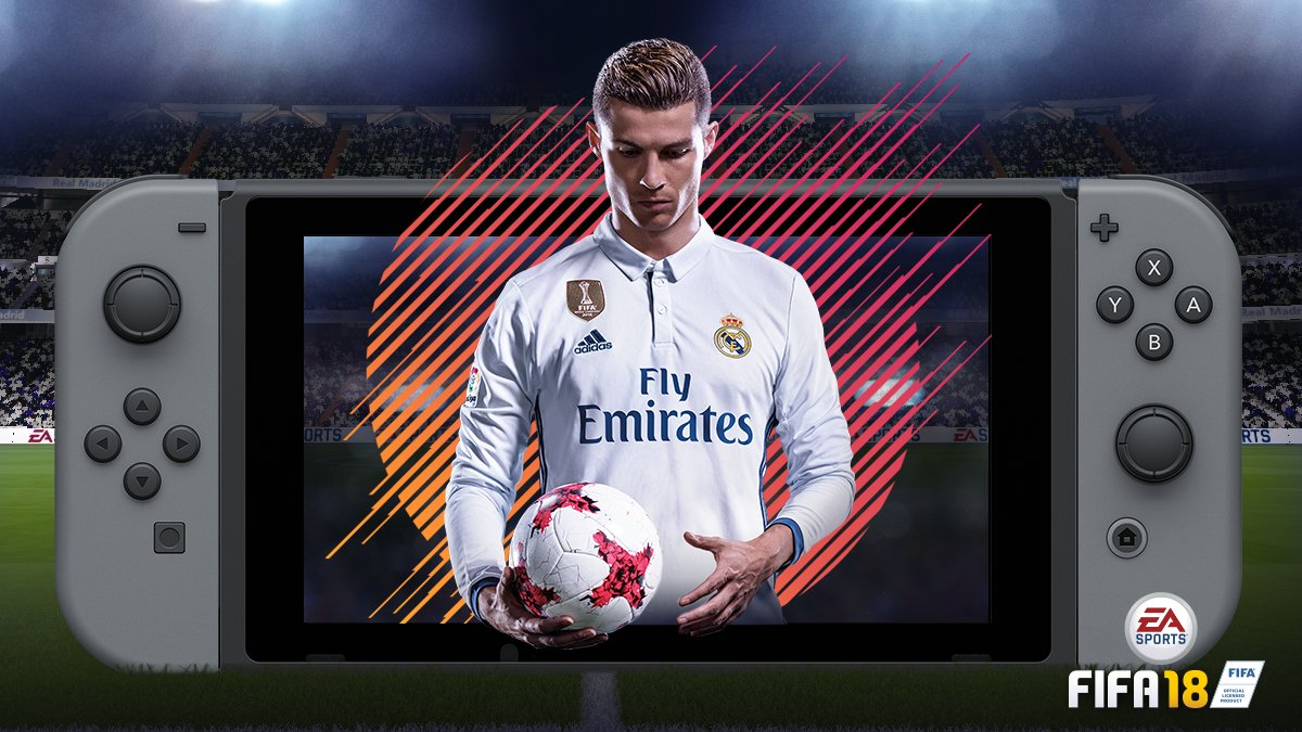 FIFA 18 η ΕΑ έκανε το θαύμα της πάλι στο Switch
