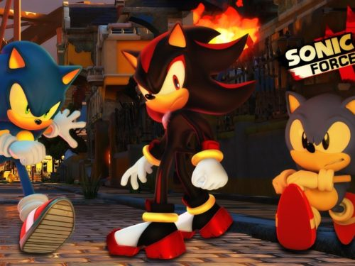 Sonic Forces 2