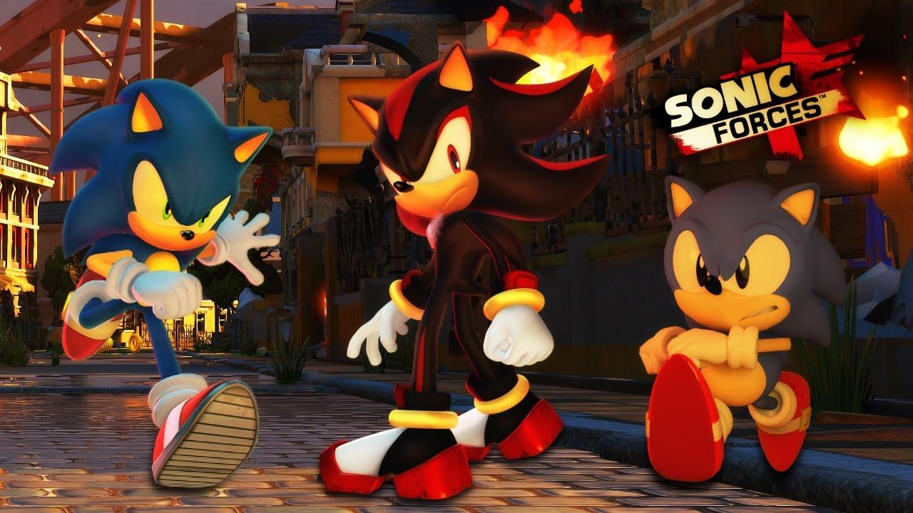 Sonic Forces τεχνική ανάλυση στο Switch
