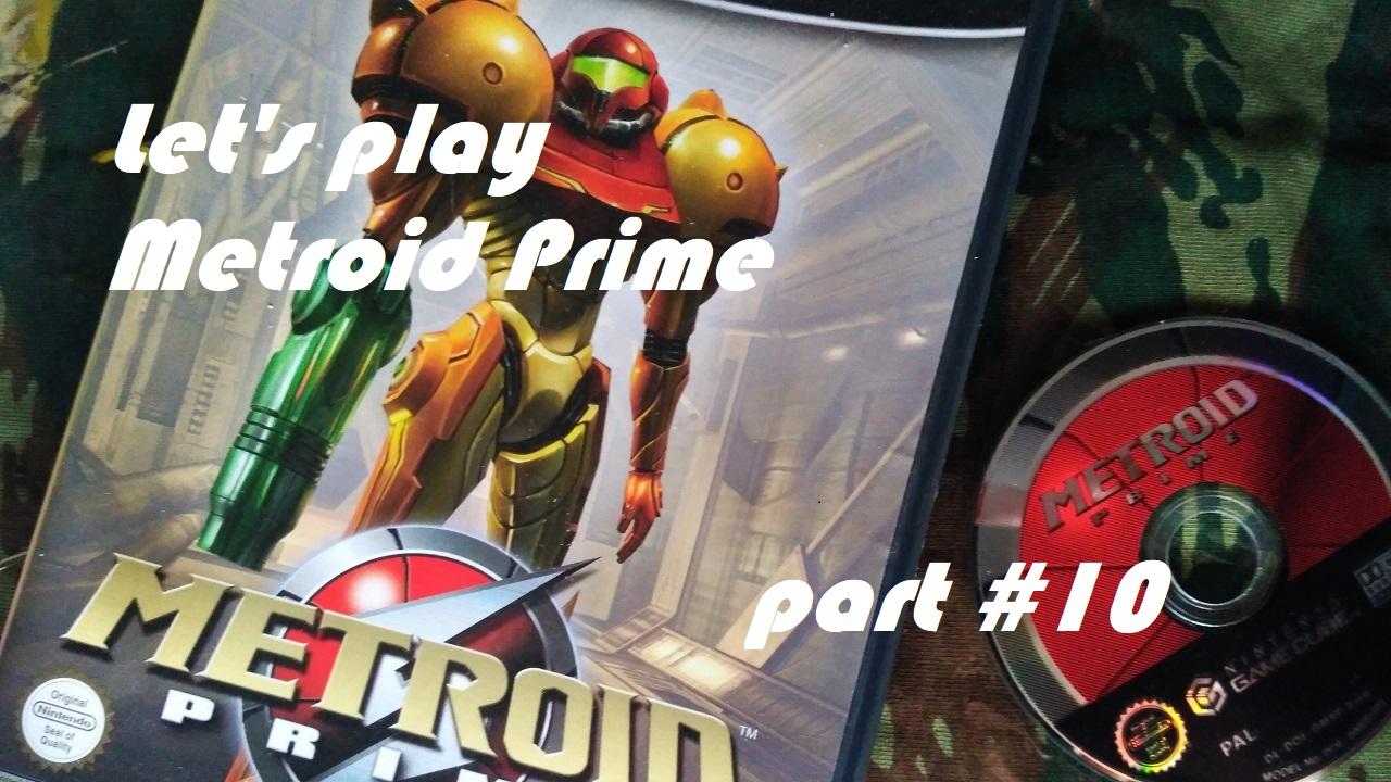 Πάμε λοιπόν, ας παίξουμε Metroid Prime – Μέρος 10ο