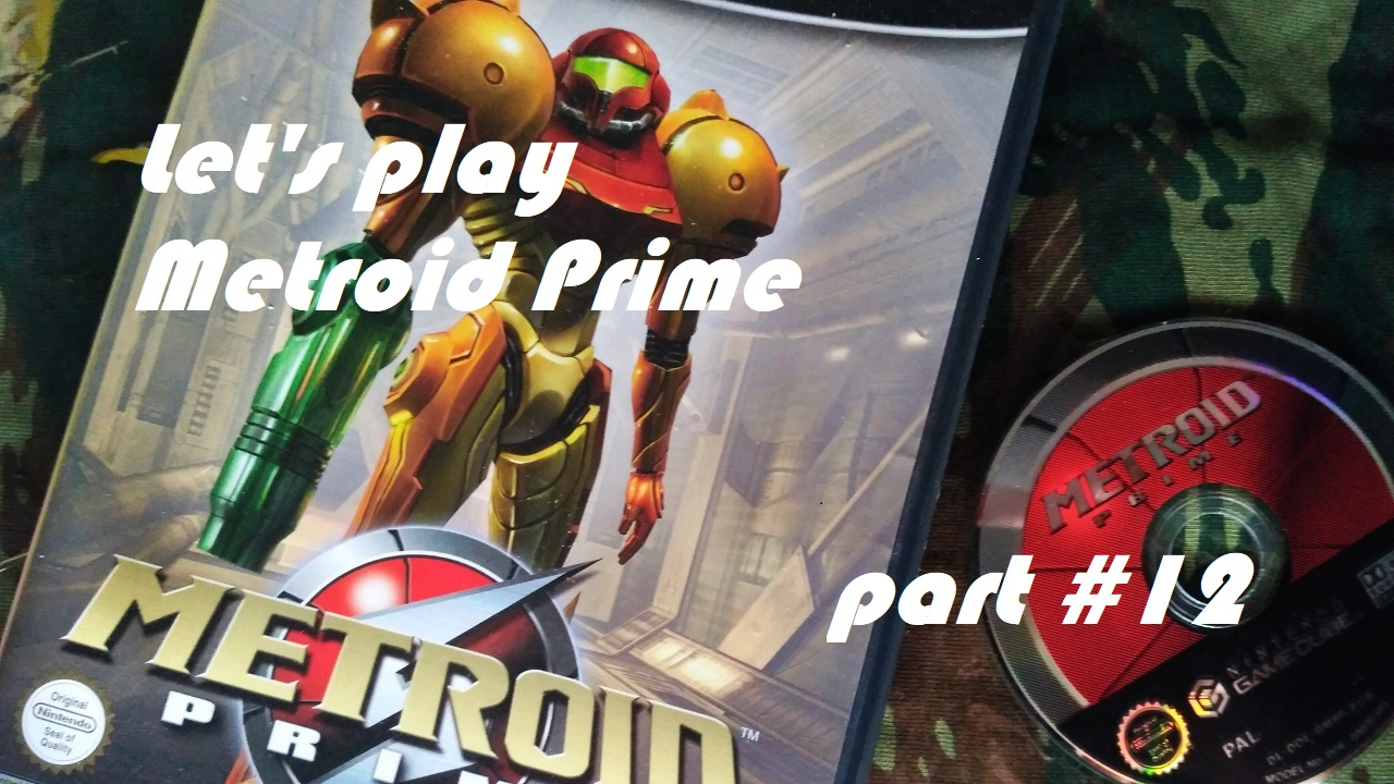 Πάμε λοιπόν, ας παίξουμε Metroid Prime – Μέρος 12ο