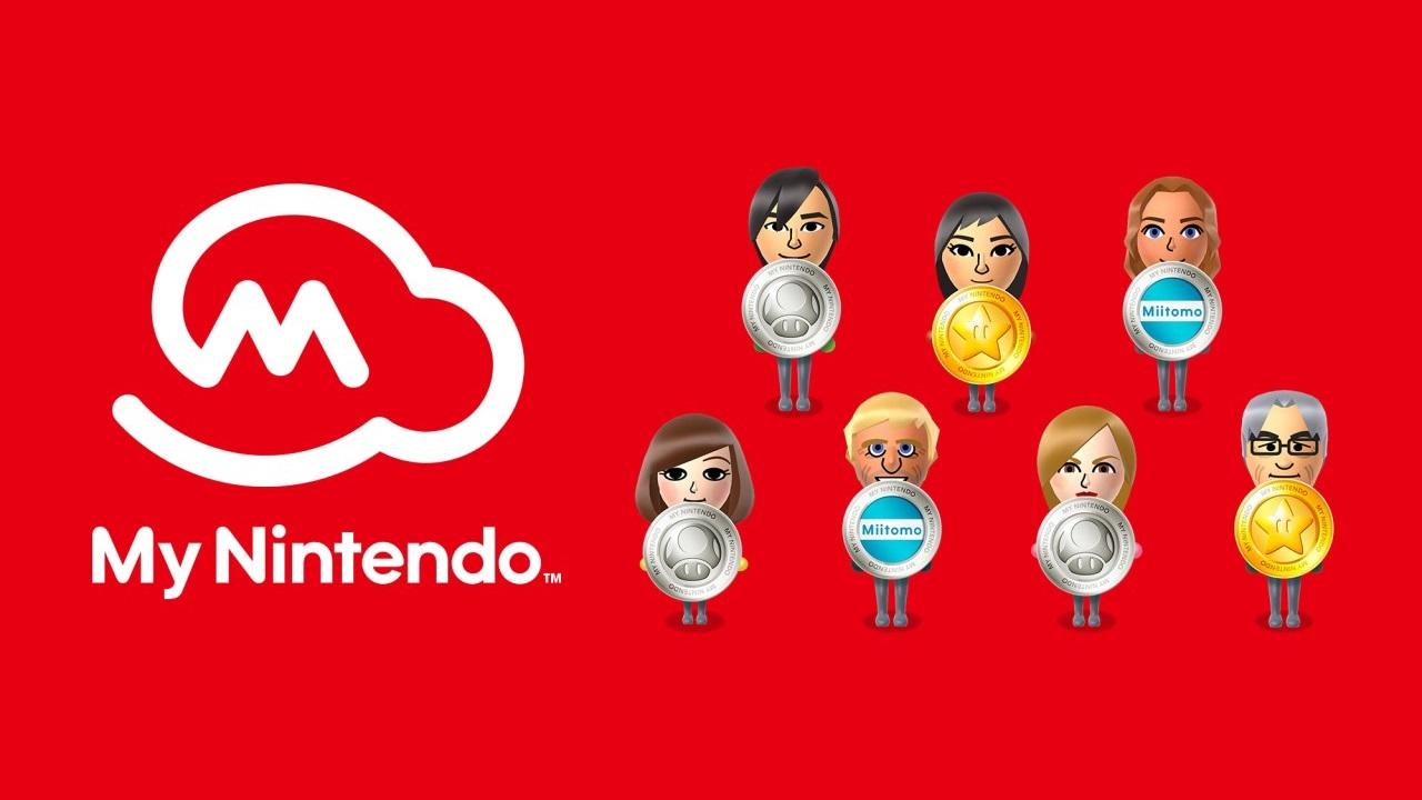 Νέες προσφορές στο My Nintendo Ευρώπης