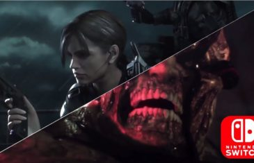 Resident Evil Revelation 1&2 Switch