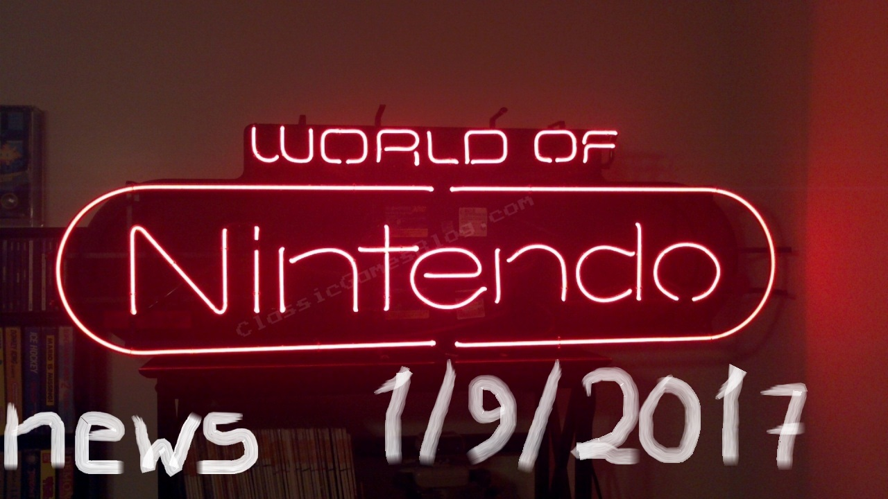World of Nintendo 01/09/2017