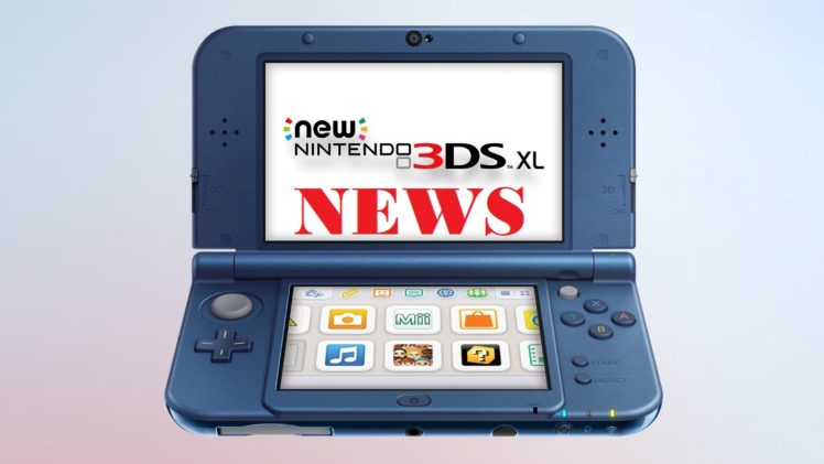 3DS news 19/09/2017 – Mario, Pokemon και eShop