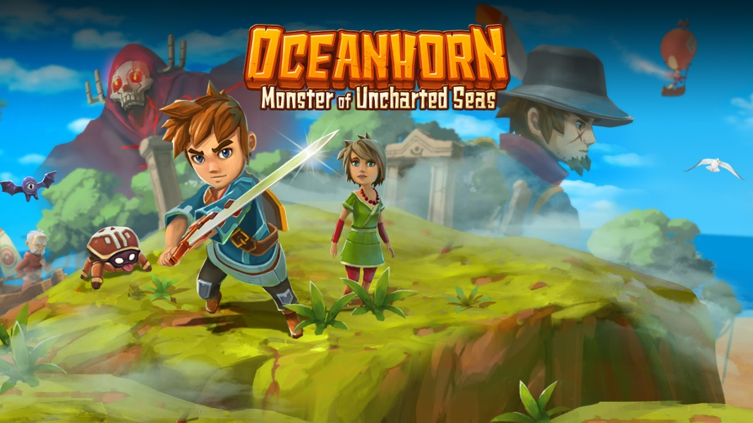 Μέσα στον Οκτώβριο το demo του Oceanhorn στο Switch