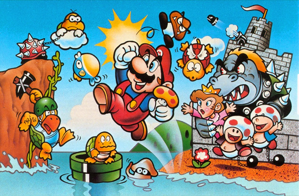 Ο Miyamoto μας μιλά για το Mario!