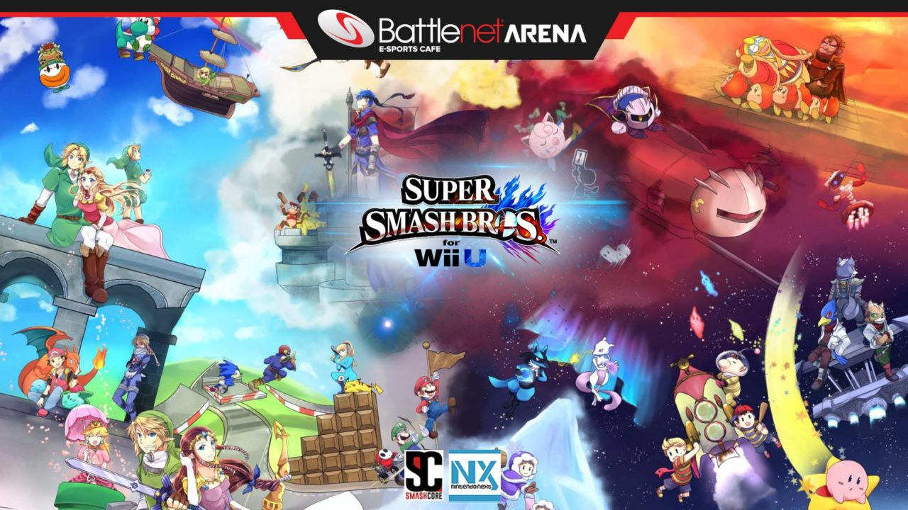 Ascension 2 Tournament Super Smash Bros. for Wii U