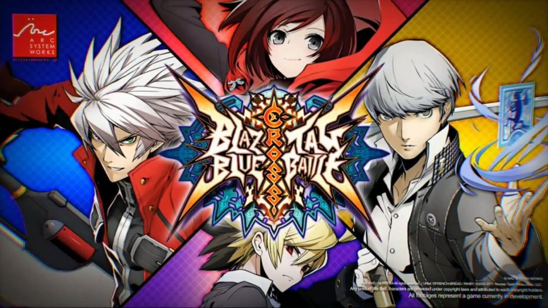 Το BlazBlue: Cross Tag Battle έρχεται στο Switch!