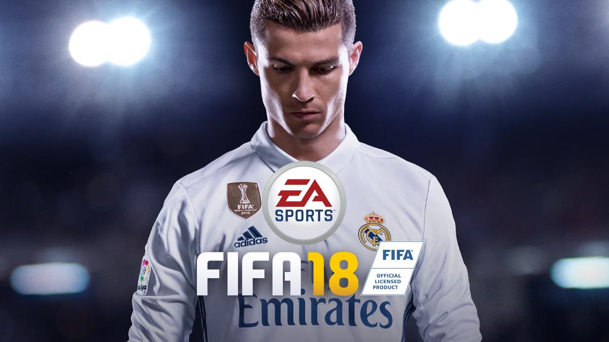 Ευρωπαϊκή διαφήμιση για το FIFA 18