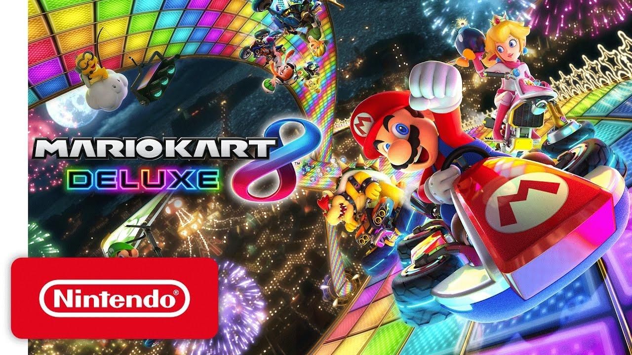 Νέο update για το Mario Kart 8 Deluxe (version 1.3.0)