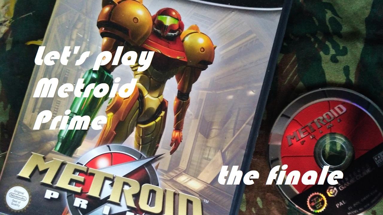 Πάμε λοιπόν, ας παίξουμε Metroid Prime: Το φινάλε!
