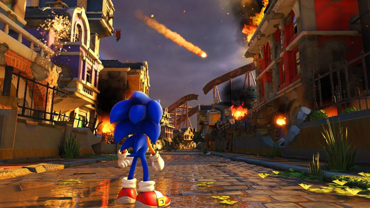 O παραγωγός του Sonic Forces μιλά για παρόν και μέλλον