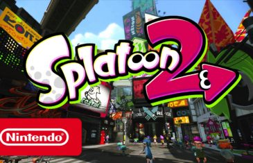 Splatoon 2 banner