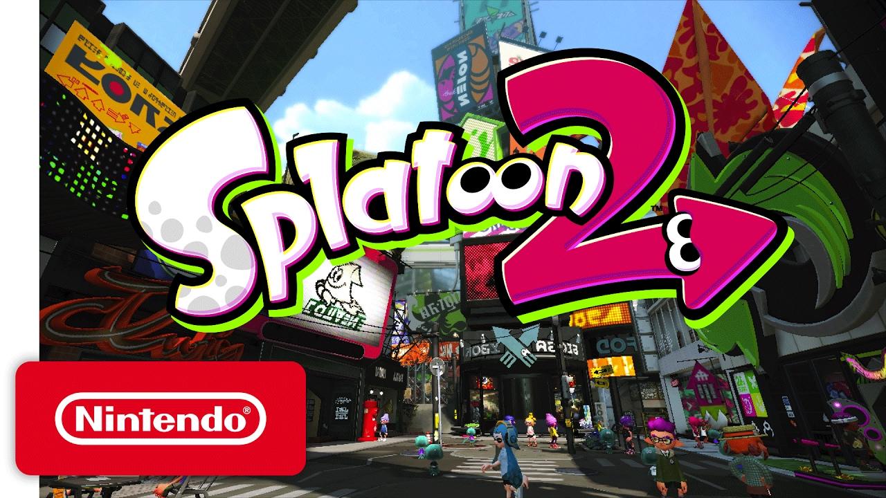 Splatoon 2 σήμερα έρχεται η πίστα Snapper Canal