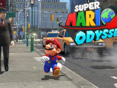 Super Mario Odyssey News