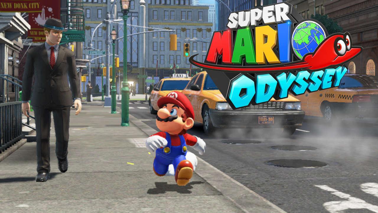 Γιατί υπάρχει η ρεαλιστική New Donk City στο Super Mario Odyssey;