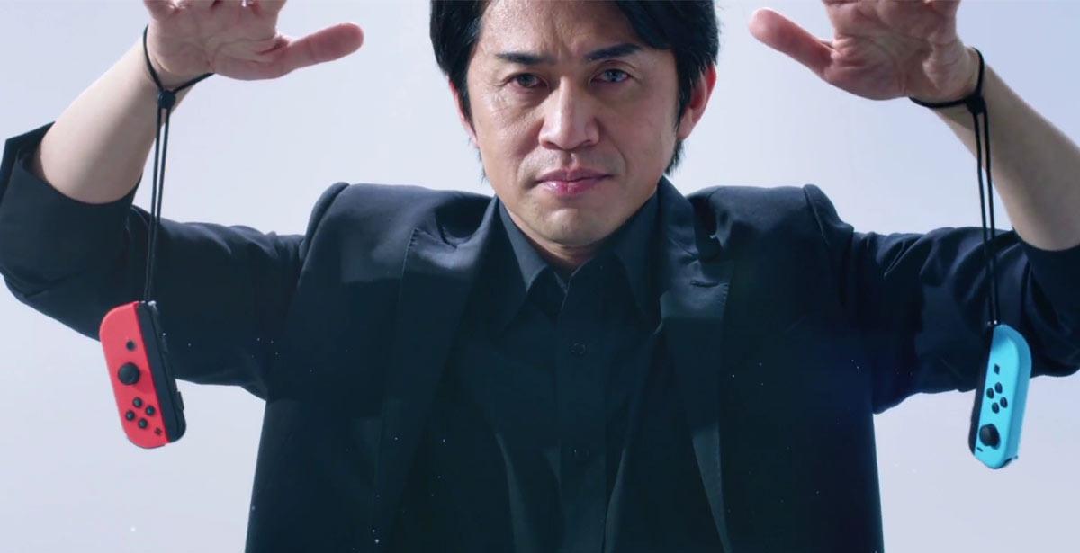 O Koizumi μιλά για το Switch και το κοινό του
