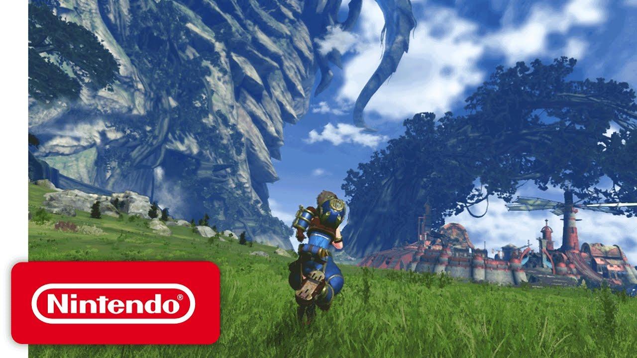 Άλλο ένα Nintendo Direct και ένα Rare Blade για το Xenoblade Chronicles 2!