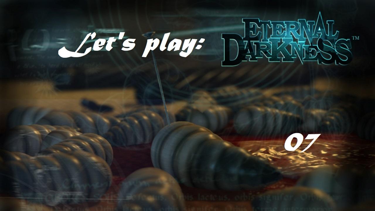 Πάμε λοιπόν, ας παίξουμε Eternal Darkness – Μέρος 7