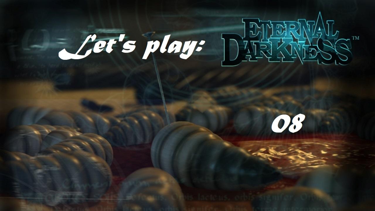 Πάμε λοιπόν, ας παίξουμε Eternal Darkness! – Μέρος 8ο