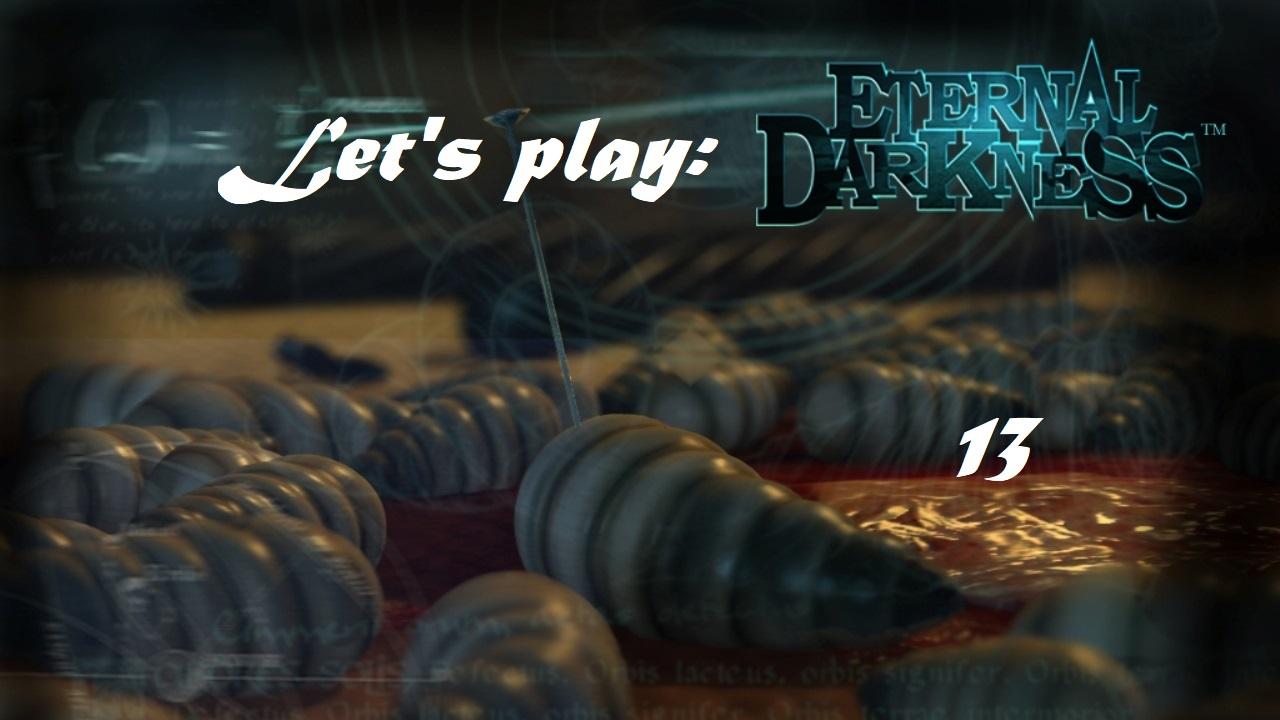 Πάμε λοιπόν, ας παίξουμε Eternal Darkness