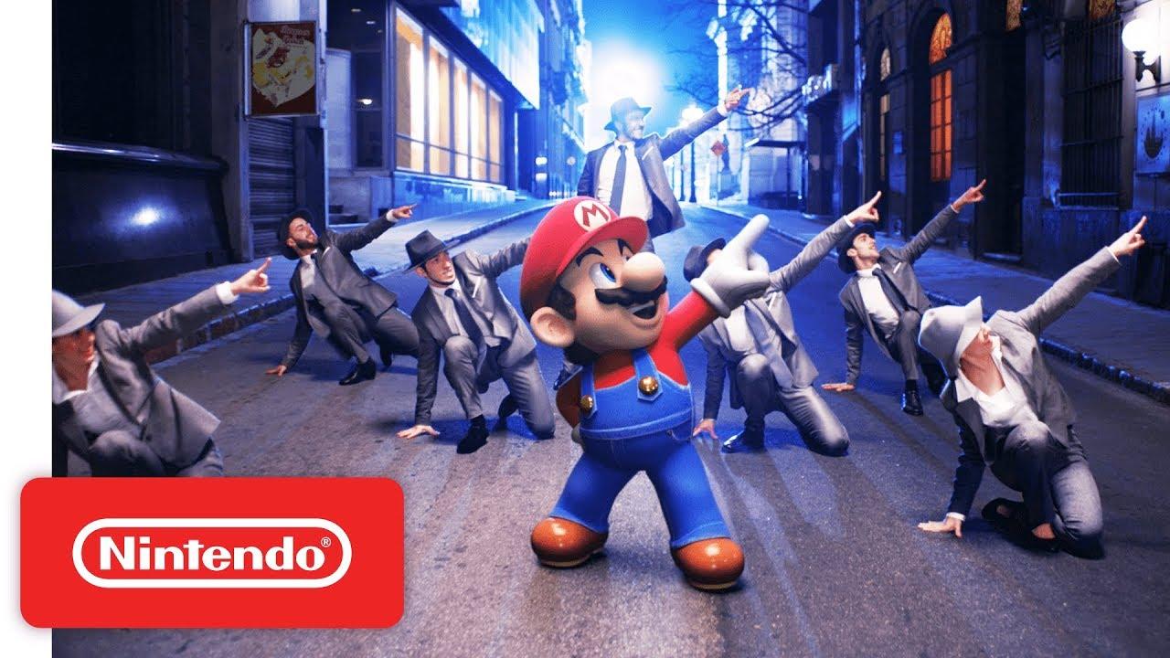 Κι άλλα βίντεο από το Super Mario Odyssey