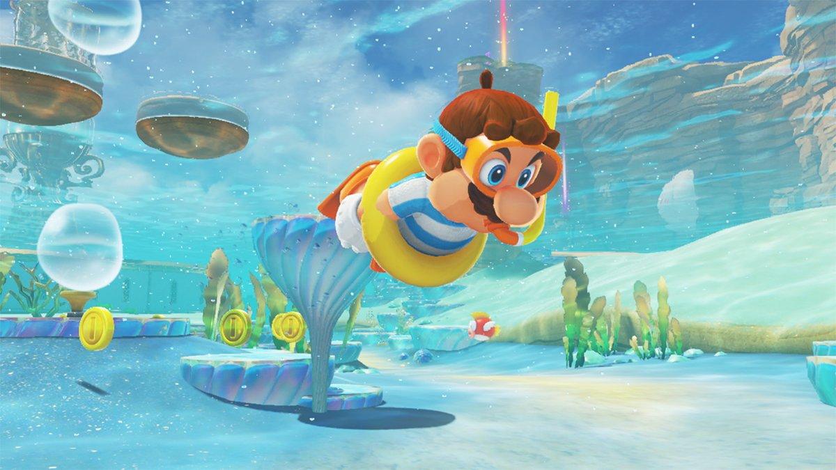Ο Koizumi μας μιλά για το Super Mario Odyssey