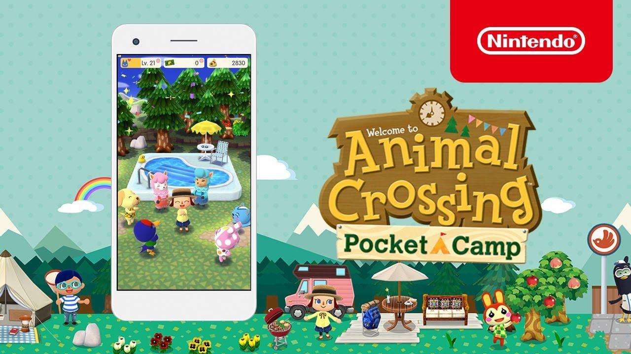 Ενθαρρυντικές πρώτες ενδείξεις για το Animal Crossing: Pocket Camp