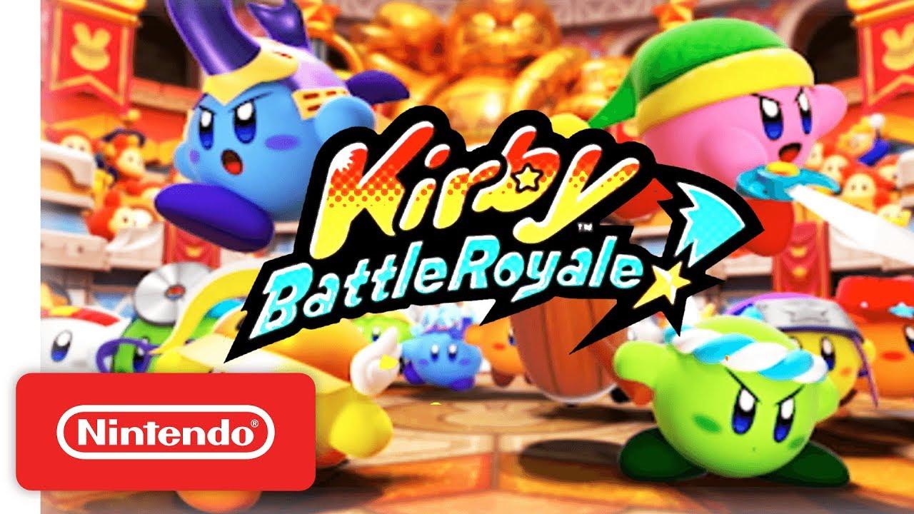 Το demo του Kirby Battle Royale είναι στο eShop!