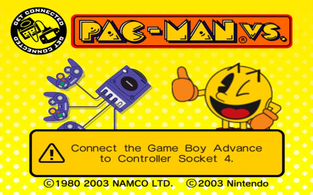 Pacman Vs