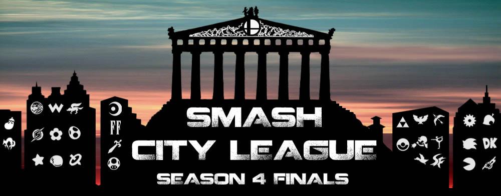 Αποτελέσματα Smash City League Season 4 Finals