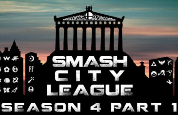 Αποτελέσματα Smash City League Season 4 Part 1