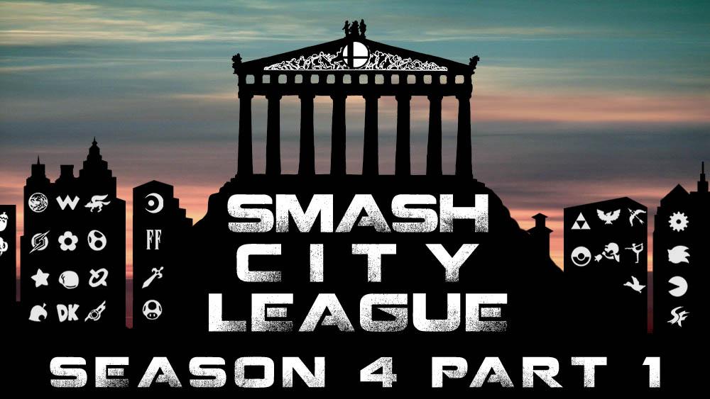 Αποτελέσματα Smash City League Season 4 Part 1