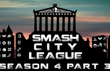 Αποτελέσματα Smash City League Season 4 Part 3