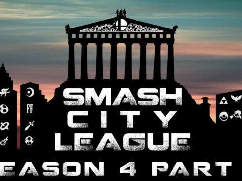 Αποτελέσματα Smash City League Season 4 Part 3