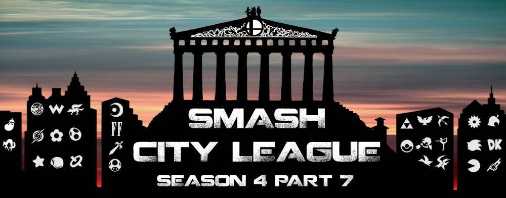 Αποτελέσματα Smash City League Season 4 Part 7