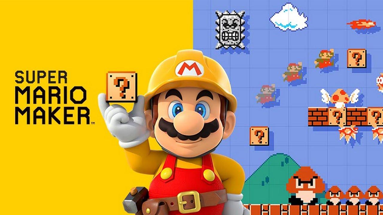 Super Mario Maker ενημερώσεις 1.47 και 1.04