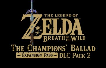 DLC του Breath of the Wild