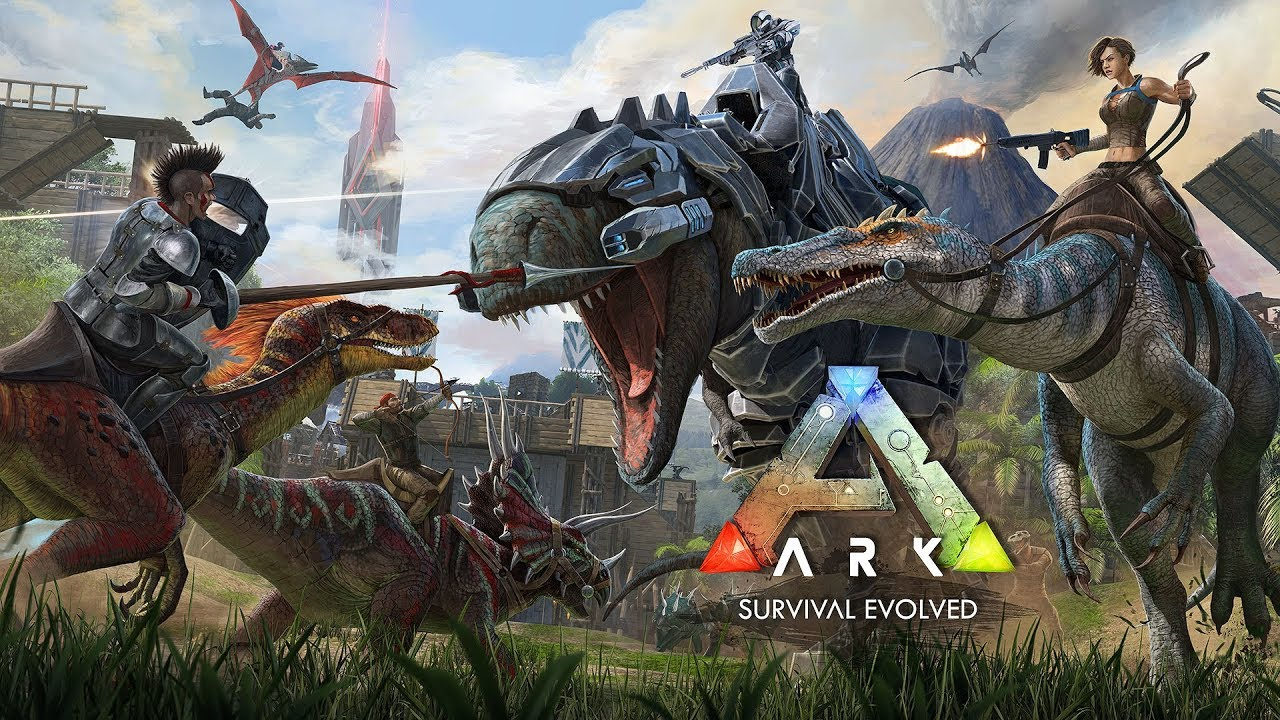 Το Ark: Survival Evolved στο Switch;
